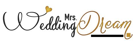 Hochzeitdienstleister, Mrs Wedding Dream, Nadine Burger
