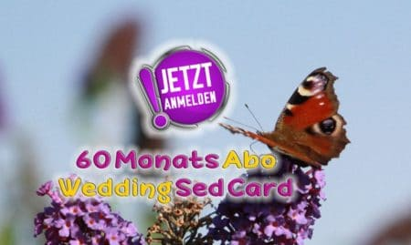 wedding sed card 60 monate