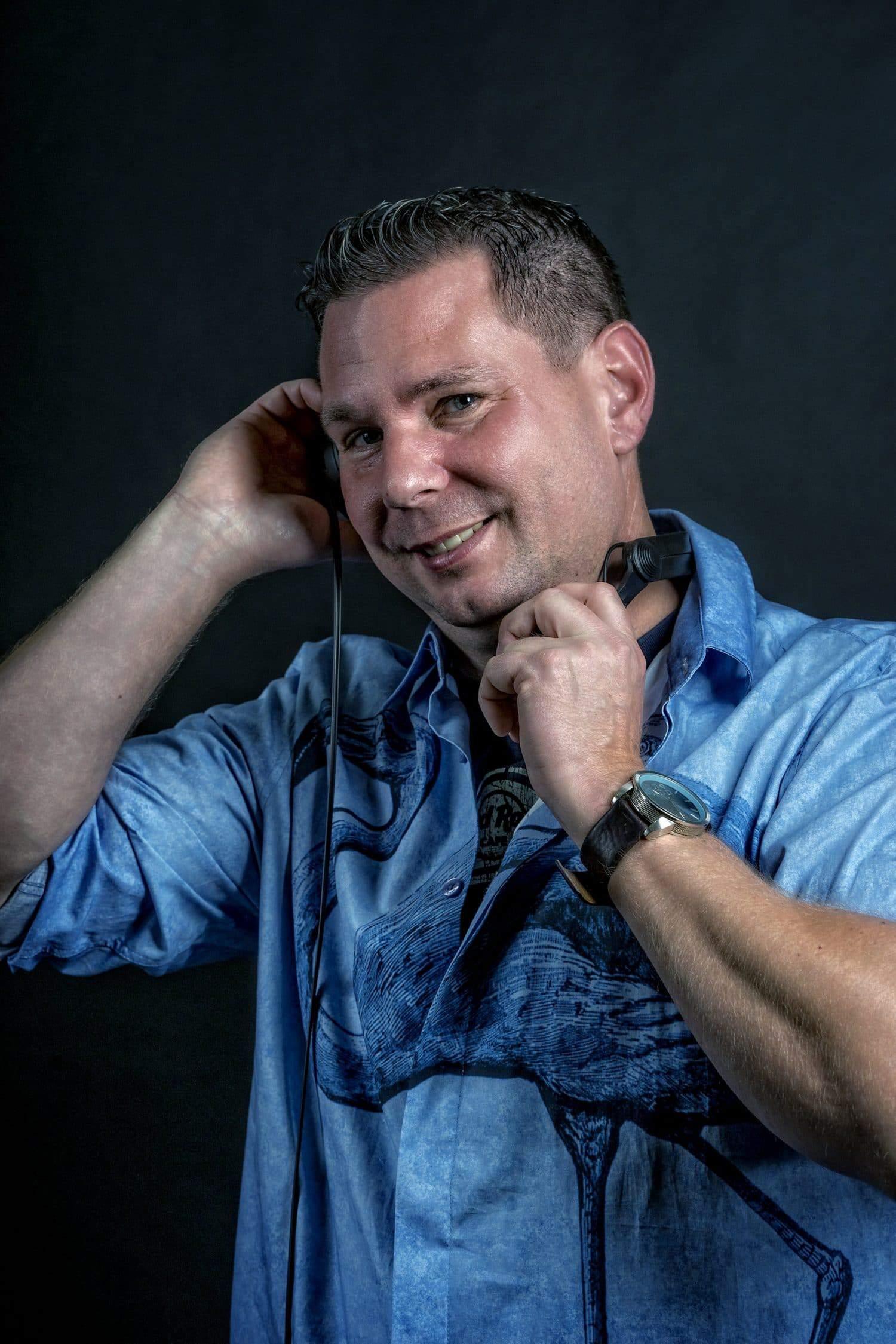 DJ Frank Schwadorf