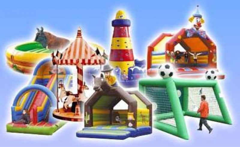 Eventmodule & Attraktionen für Ihren schönsten Tag – Lassen Sie die Kinder spielen …