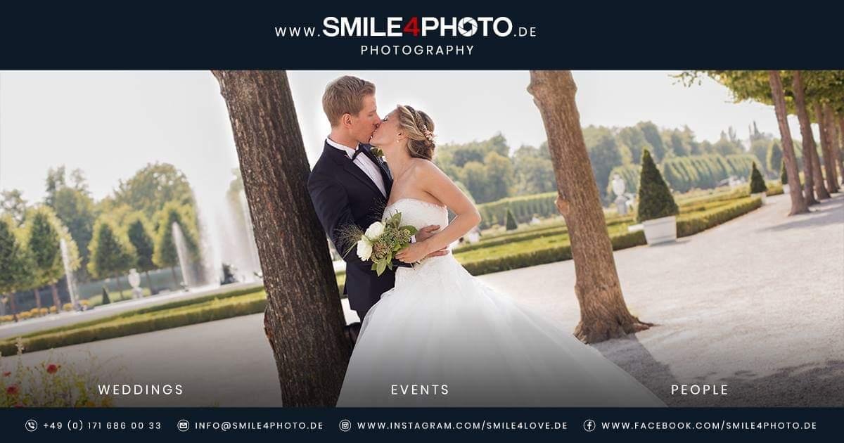 Euer Hochzeitsfotograf für alle Fälle.