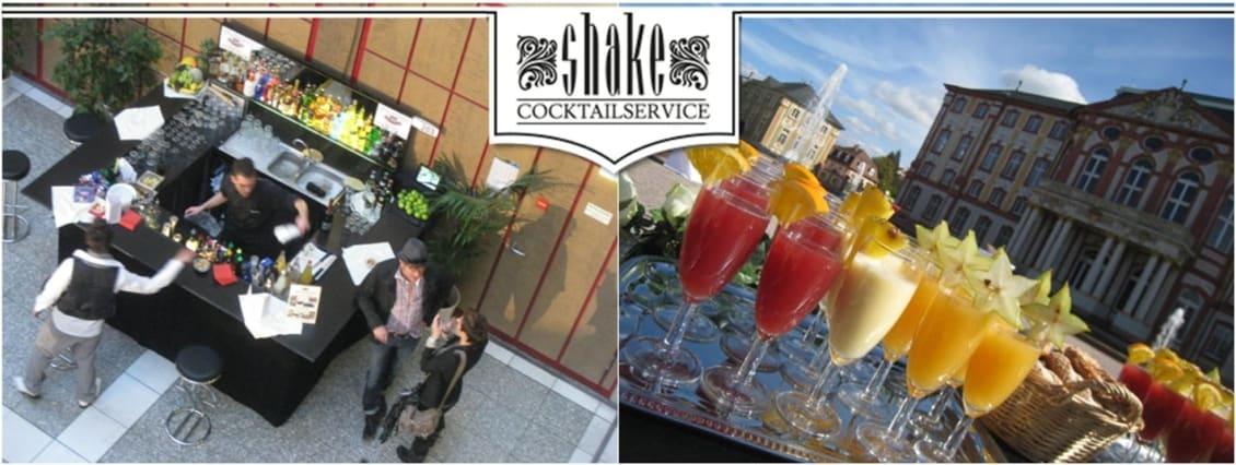 SHAKE-Cocktailservice