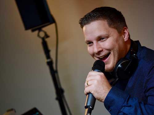 DJ Stefan Kietz professioneller Hochzeits DJ