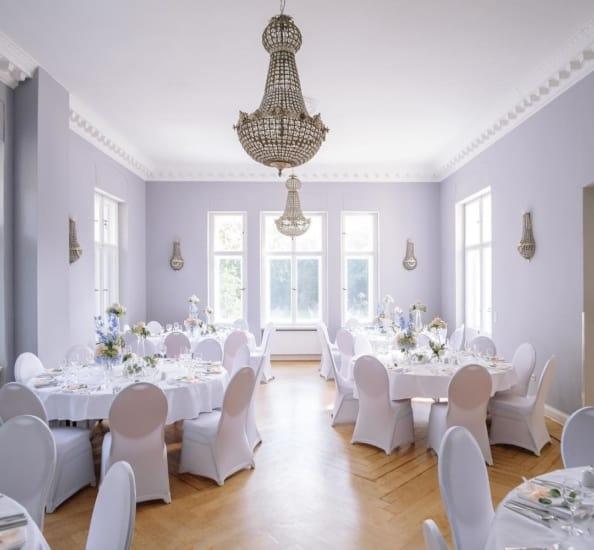 Exklusiv feiern im Hochzeitsschloss in der Altmark