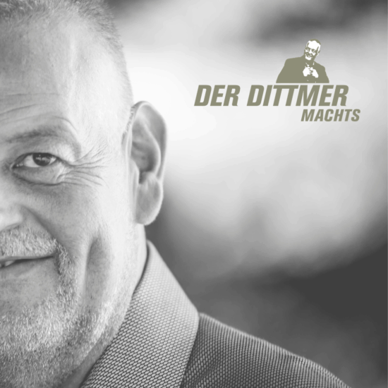 Menschen begeistern ist meine Leidenschaft – und das, seit vielen Jahren – Der Dittmer macht´s