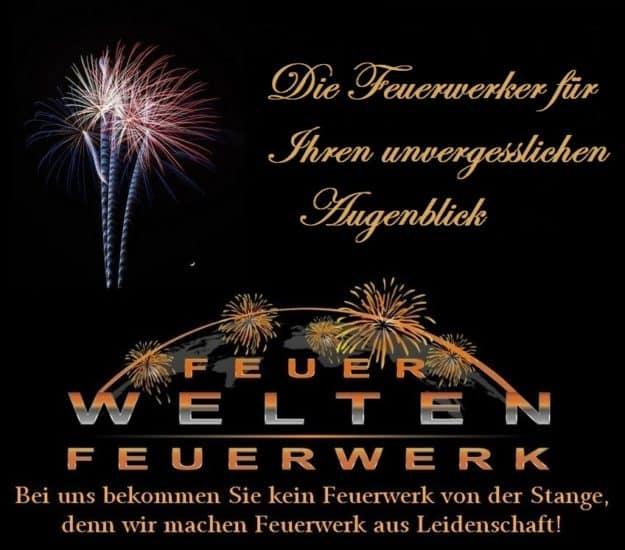 Feuerwelten Feuerwerk – Feuerwerke für Ihren unvergesslichen Augenblick