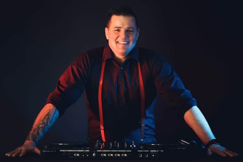 DJ Roland Firnkes professioneller Hochzeits DJ für Bayern